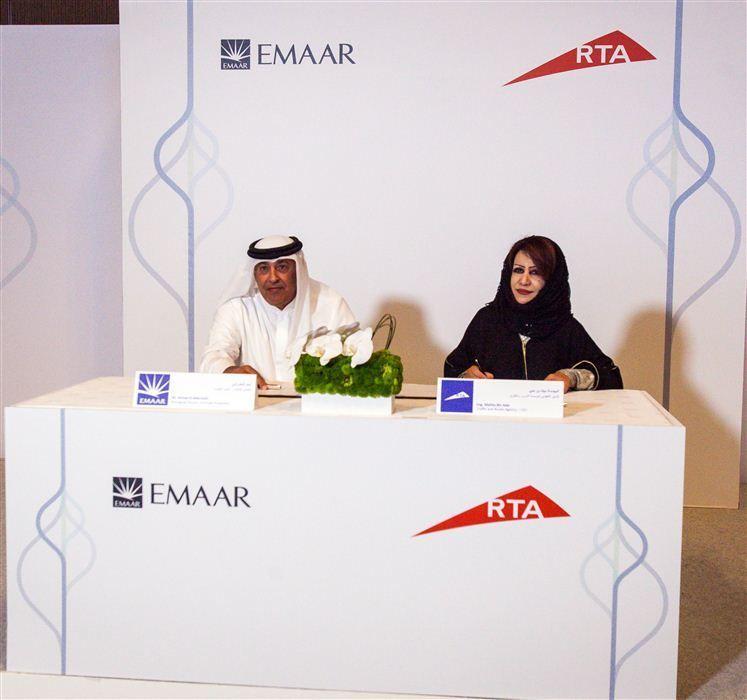 طرق دبي وإعمار توقعان اتفاقية لدراسة إطلاق مركبات ذاتية القيادة