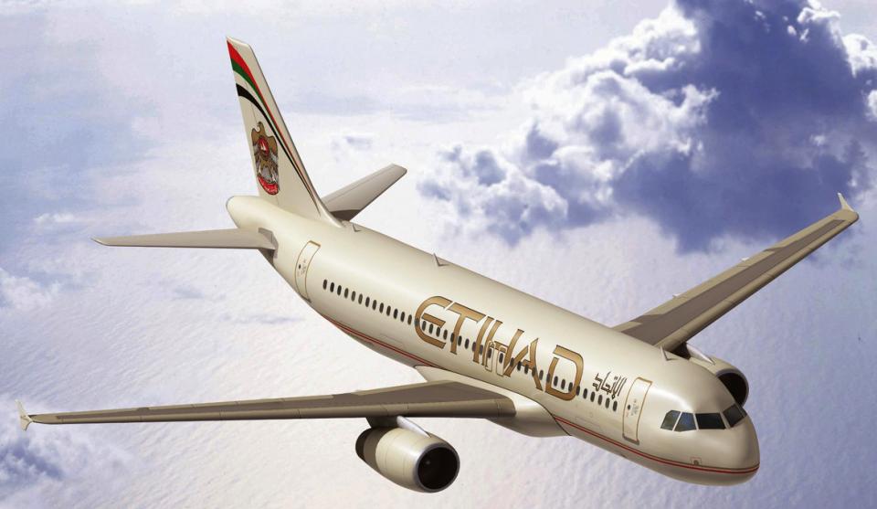 الاتحاد للطيران تعلق رحلات أبوظبي – دالاس/فورت وورث في مارس