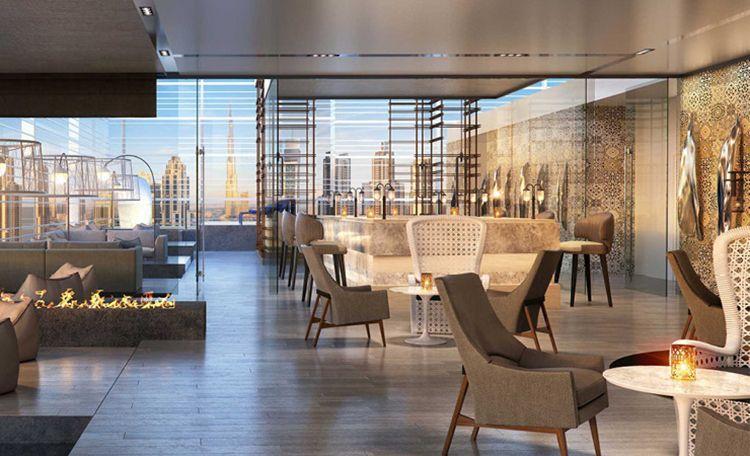 "افتتاح مشروع ""ذا لانغام داون تاون دبي"" عام 2020"