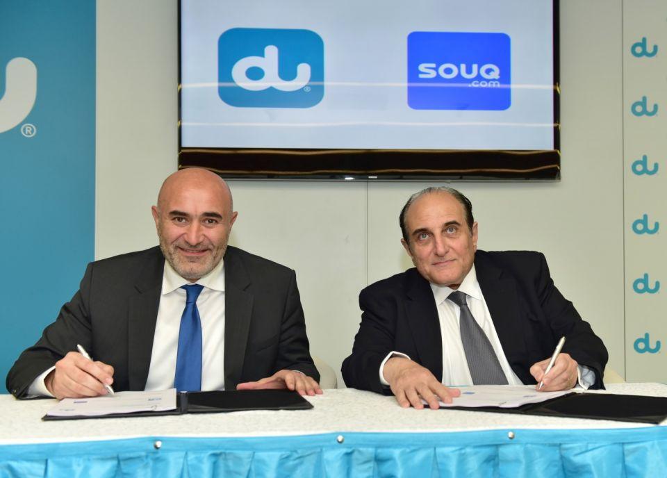 دو تعلن عن شراكة استراتيجية مع سوق.كوم لتعزيز حضورها في مجال التجارة الإلكترونية