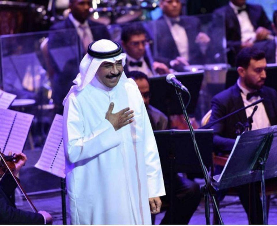 عبدالله الرويشد يشعل حفله الغنائي بدار الأوبرا المصرية