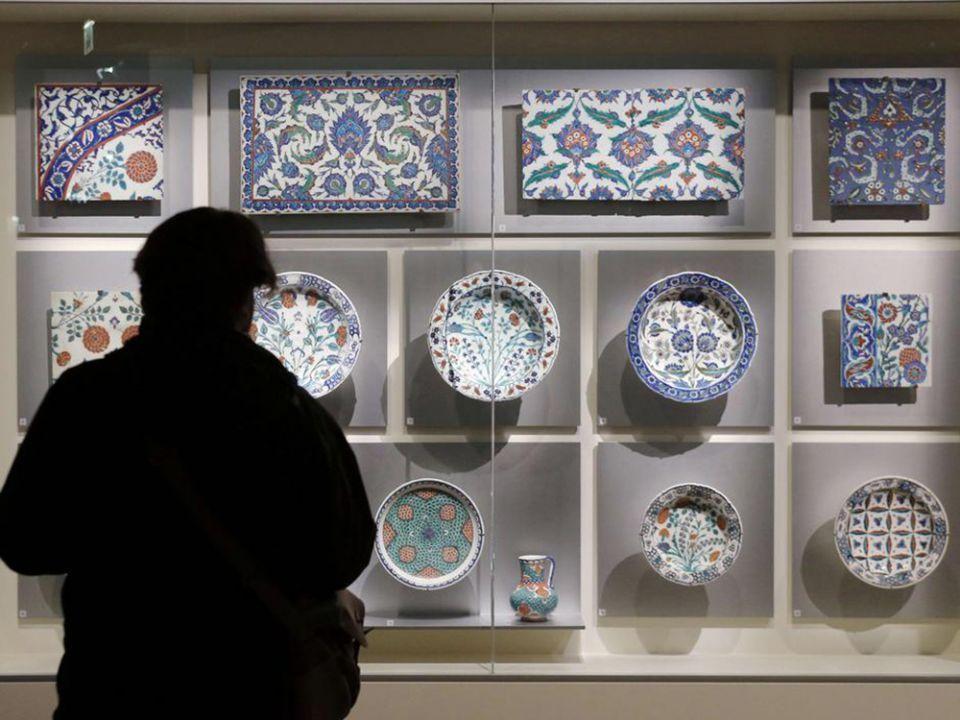 متحف اللوفر أبوظبي: النظرة الأولى داخل الجدران