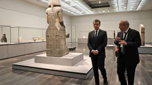 العالم يحتفل بافتتاح متحف اللوفر أبو ظبي