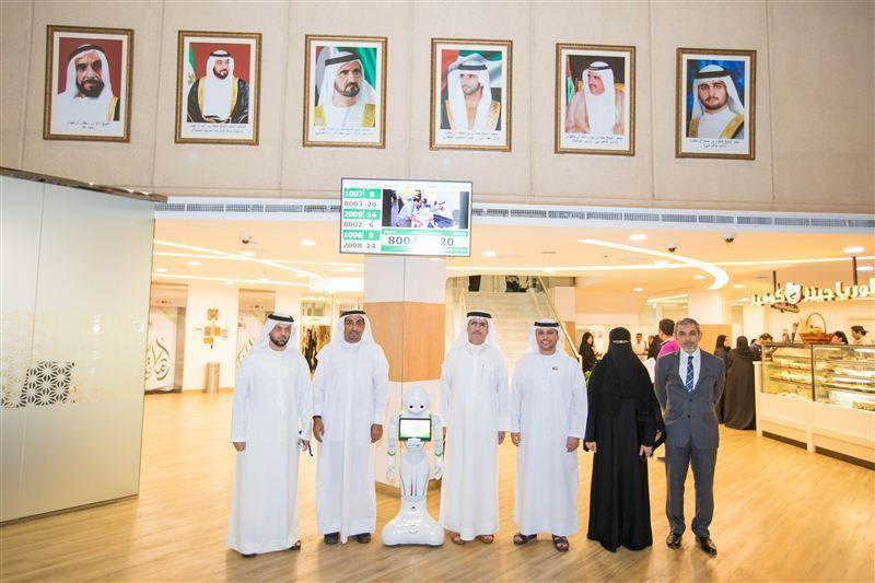 كهرباء دبي تبدأ توظيف خمسة روبوتات ضمن كادرها