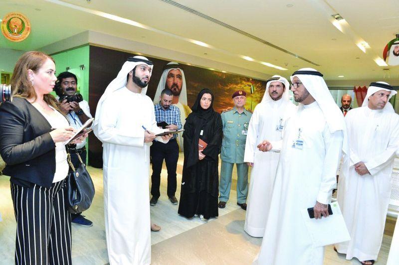 4 ملايين مسافر عبروا البوابات الذكية في مطارات دبي منذ بداية العام