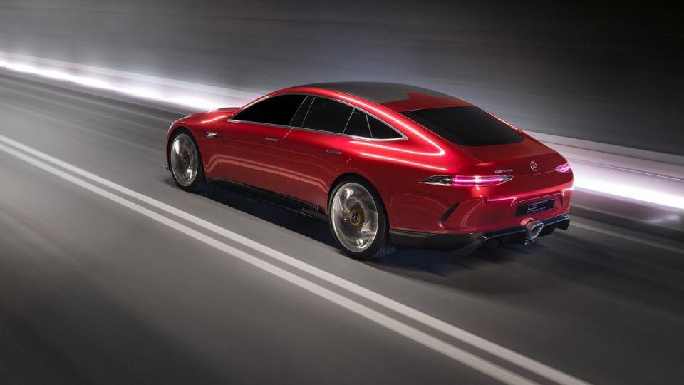 الظهور الإقيمي الأول لسيارتي Project ONE و GT Concept من مرسيدس