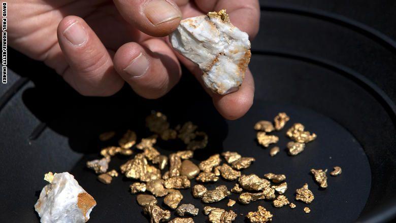 مصر تسعى لإتمام عقود جديدة للتنقيب عن الذهب بحلول نهاية العام