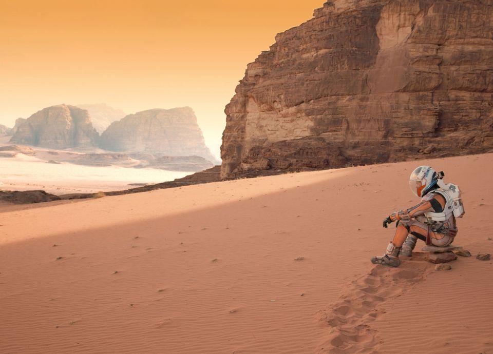 رؤية الإمارات المستقبلية.. تصل المريخ لتزرع التمر والخس