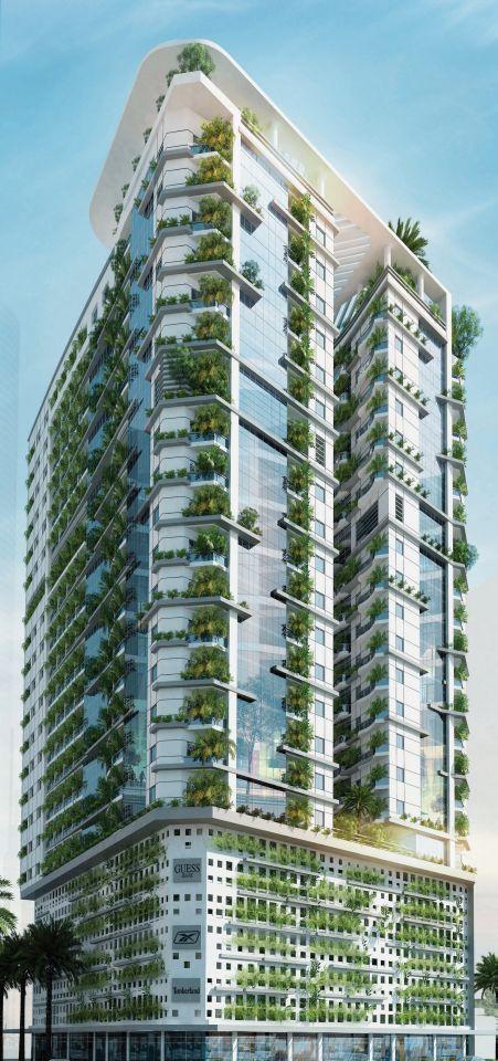 إطلاق مشروع برج المزرعة في عجمان بقيمة 181 مليون درهم