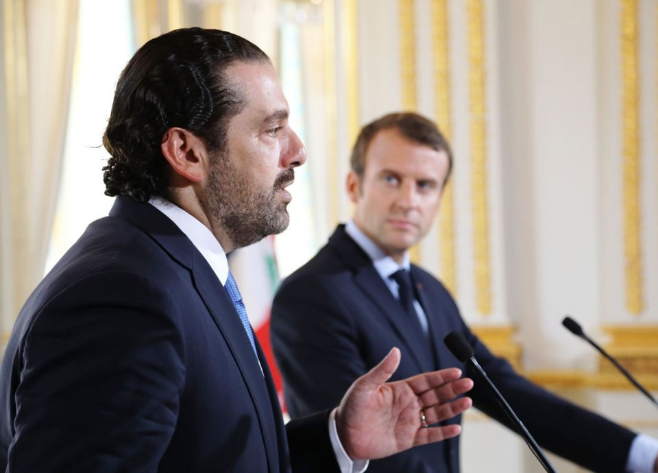 رواتب الفرنسيين المتأخرة بسعودي أوجيه بانتظار سعد الحريري في باريس