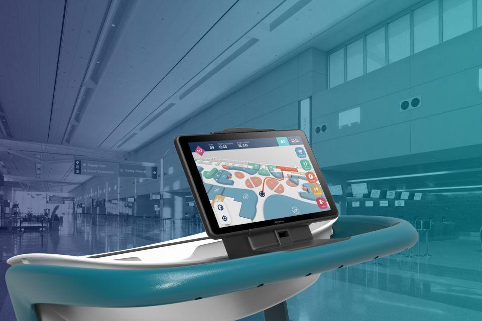 إماراتك تطلق تقنيات ذكية لإحداث نهضة في حركة المسافرين وإدارة الأمتعة