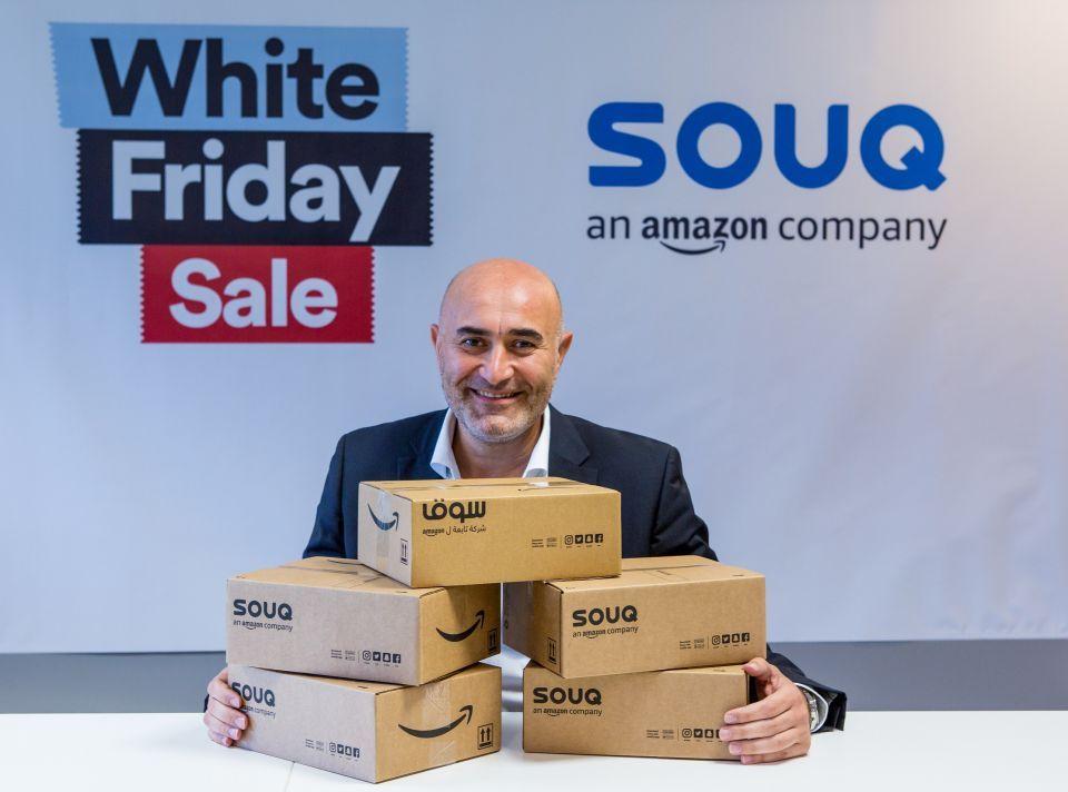 رونالدو مشحور: أكبر عرض للتسوق الإلكتروني في تاريخ الشرق الأوسط