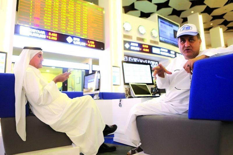 صفقة أسمنت أردنية تساعد الأسهم السعودية و هدوء ببورصات المنطقة