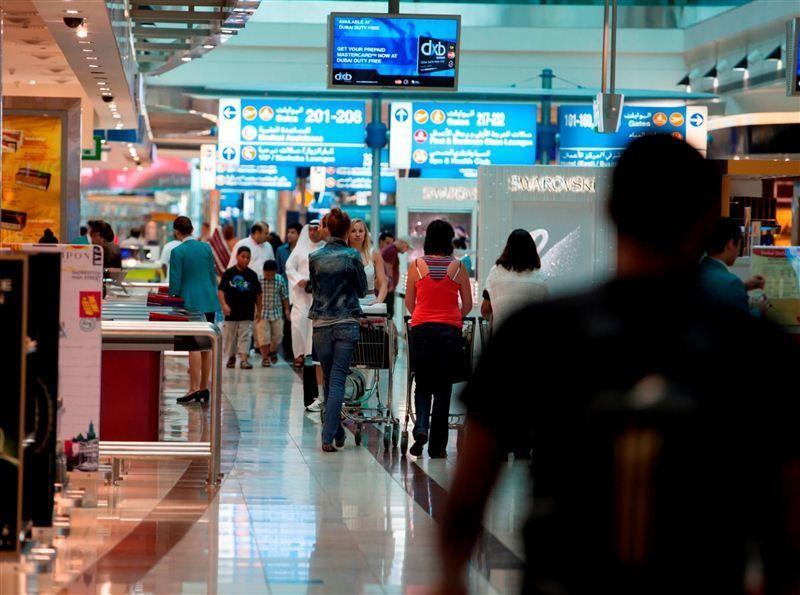 73.4 مليون مسافر استخدموا مطار دبي في 10 أشهر