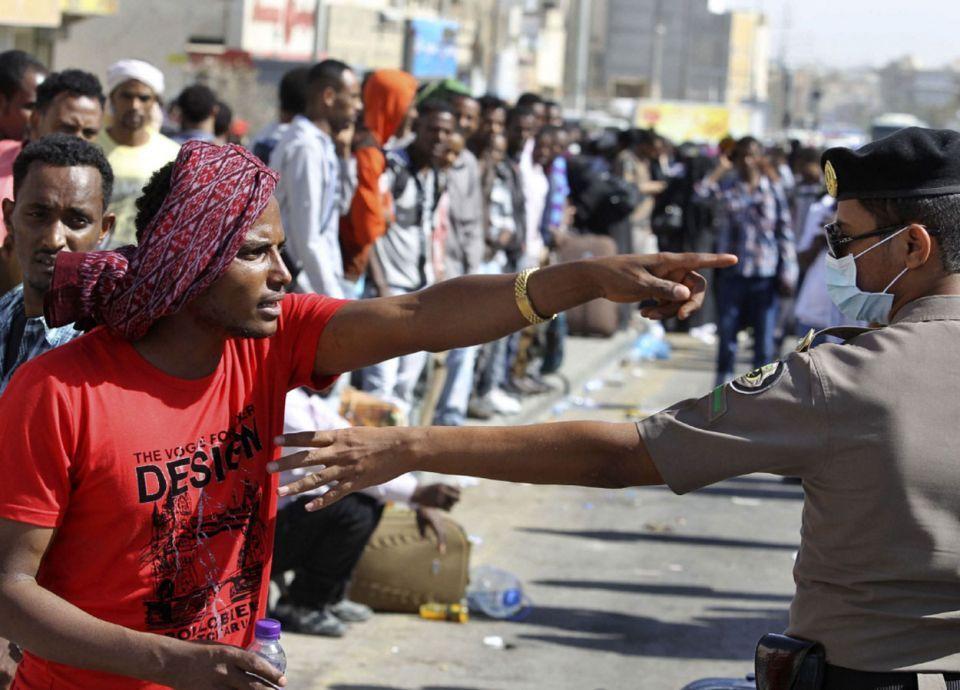ضبط 172 ألف وافد مخالف في السعودية