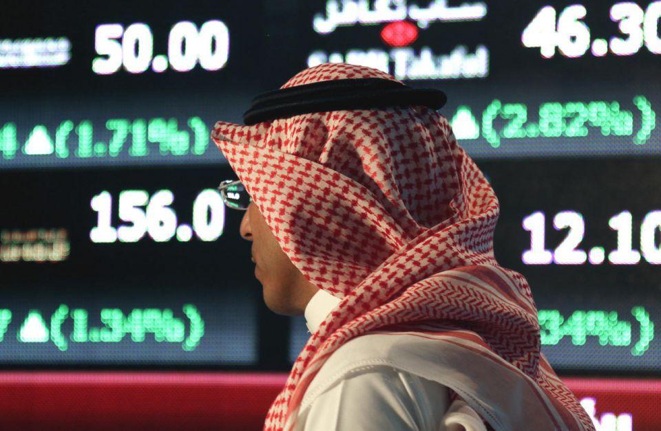 بورصة السعودية تتراجع مع انفجار فقاعة أسهم دار الأركان العقارية