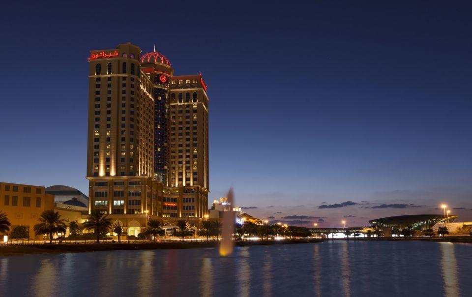 شيراتون مول الإمارات يحصد جائزة الفندق الأكثر استدامة في دبي