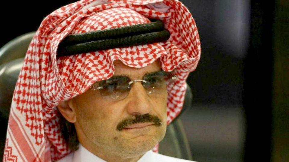 مطالبة الوليد بن طلال بستة مليارات دولار مقابل الإفراج عنه