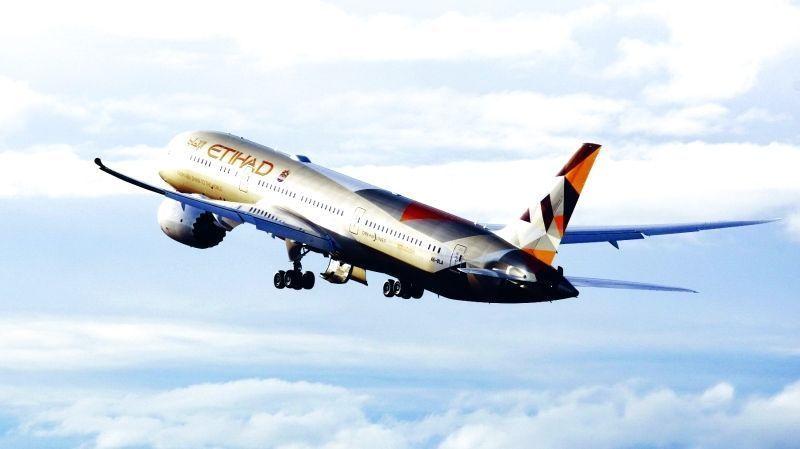 الاتحاد للطيران تسحب 5 طائرات بوينج من أسطولها بعد خفض رحلات أمريكا