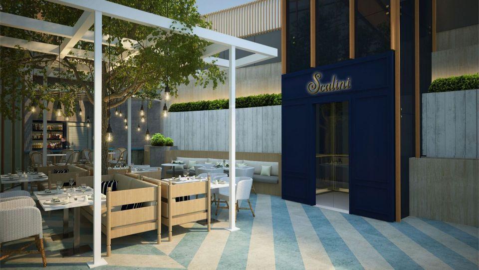 دبي: افتتاح مطعم سكاليني الجاذب للمشاهير
