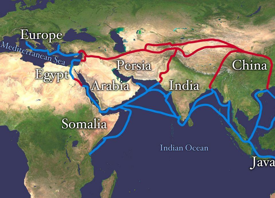 """الصين وباكستان يدرسان ضم أفغانستان لـ """"طريق الحرير"""""""