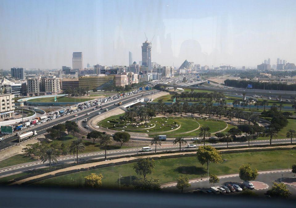 برواز دبي يفتح أبوابه للجمهور 1 يناير