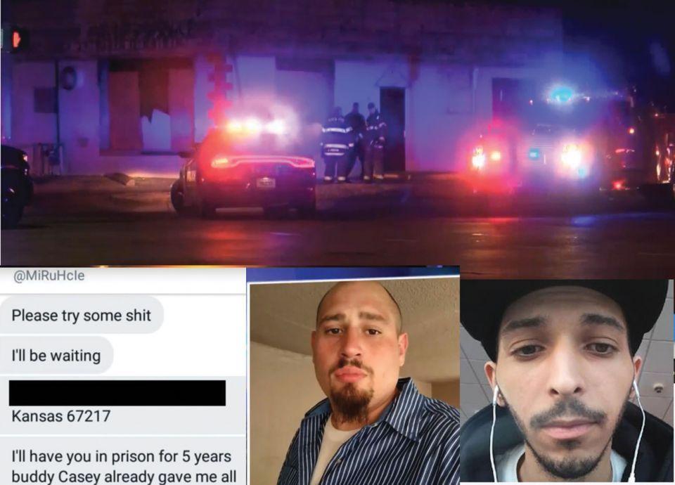 صرعة في لعبة كمبيوتر تؤدي إلى قتل رجل أمريكي على باب منزله