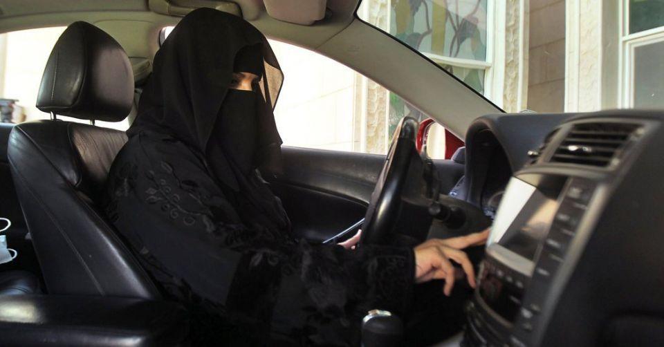 جامعة نورة بالرياض تستقبل الراغبات في العمل مدربات قيادة سيارات
