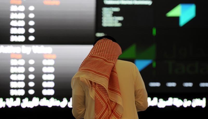 أسهم السعودية ومسقط تتراجع وعطلة في باقي البورصات العربية