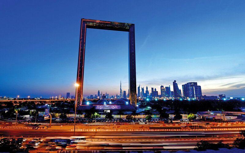 برواز دبي أهم مبنى سياحي ترفيهي في العالم خلال 2017