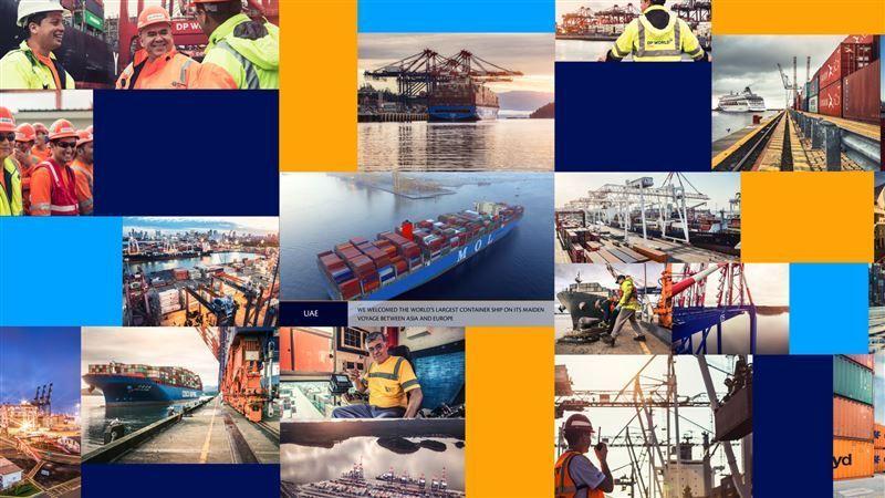 موانئ دبي العالمية تستثمر أكثر من مليار دولار في التجارة العالمية