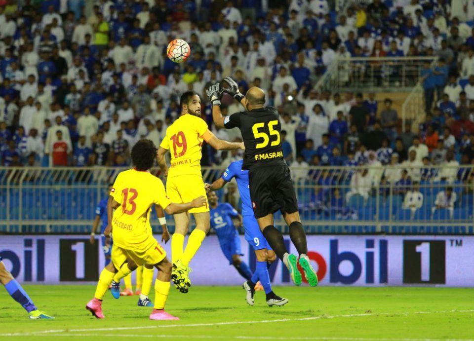 زيادة عدد اللاعبين الأجانب في دوري المحترفين السعودي
