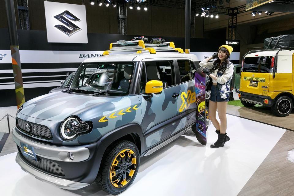 صالون طوكيو يعرض السيارات الأكثر جنوناً