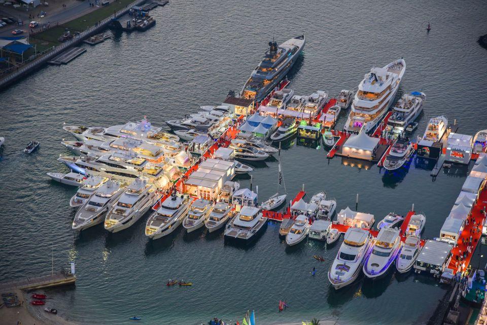 معرض دبي العالمي للقوارب 2018 يُقام على قناة دبي المائية من 27 فبراير إلى 3 مارس