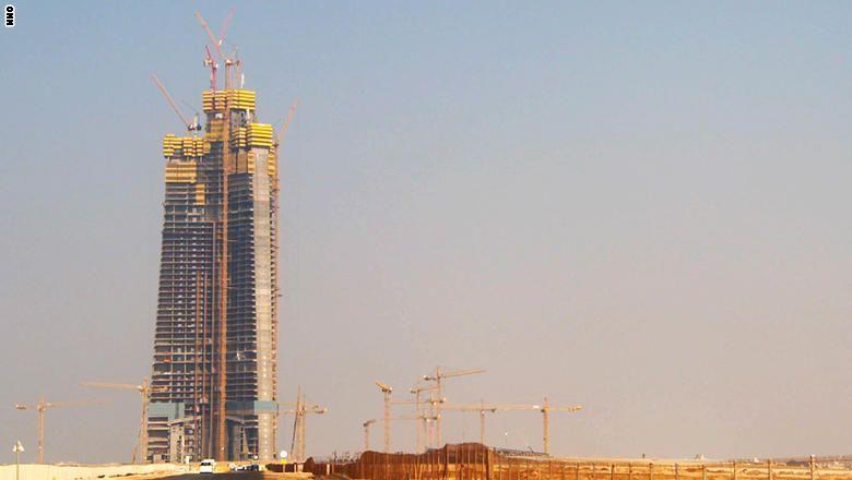 برج جدة الأطول في العالم : إلى أين وصل