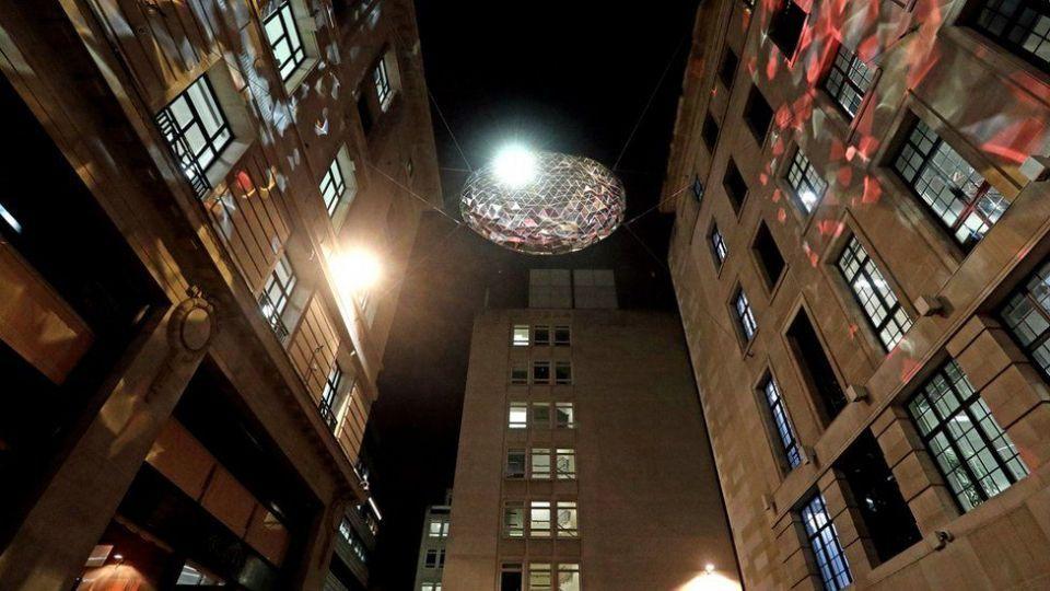 """شاهد معالم لندن تحت الأضواء في مهرجان """"لوميير"""""""