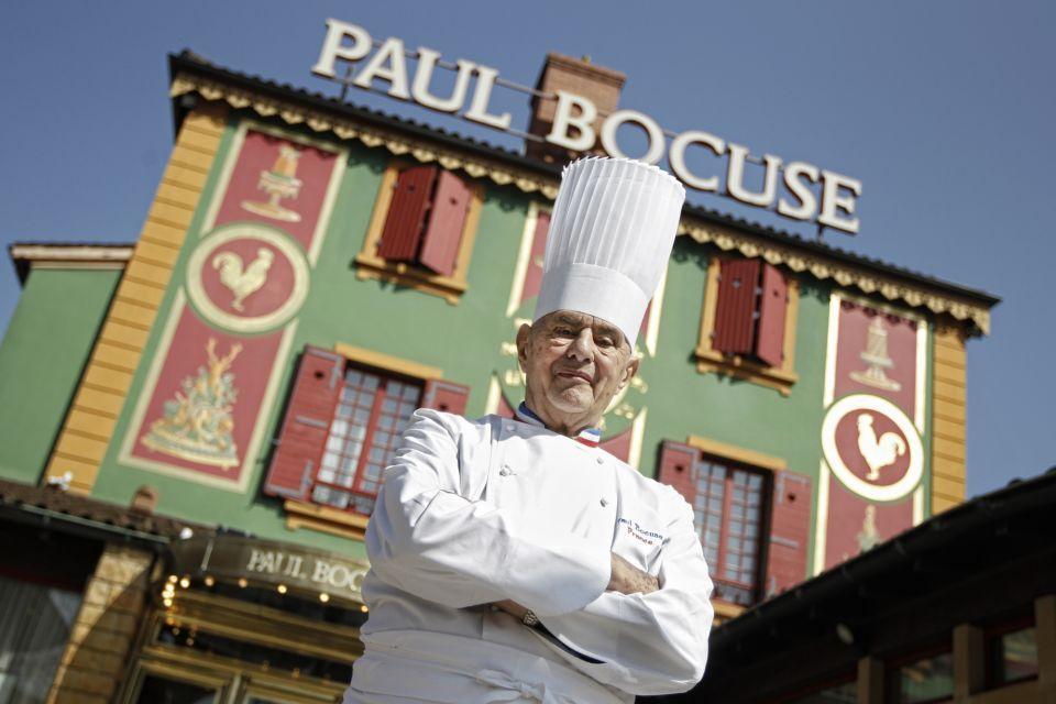 رحيل بول بوكوس عّراب فن الطبخ الفرنسي