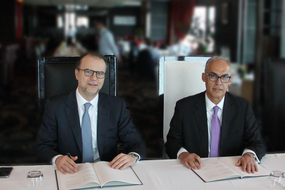 سلطة دبي للخدمات المالية تتعاون  مع مصرف البحرين المركزي