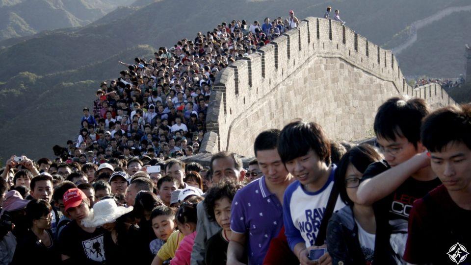 2.5 مليون زائر صيني لدول التعاون بحلول العام 2021
