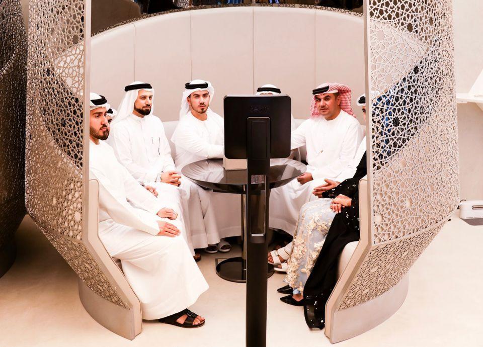 دبي تشهد أول عقد قران ذكي باستخدام الروبوت