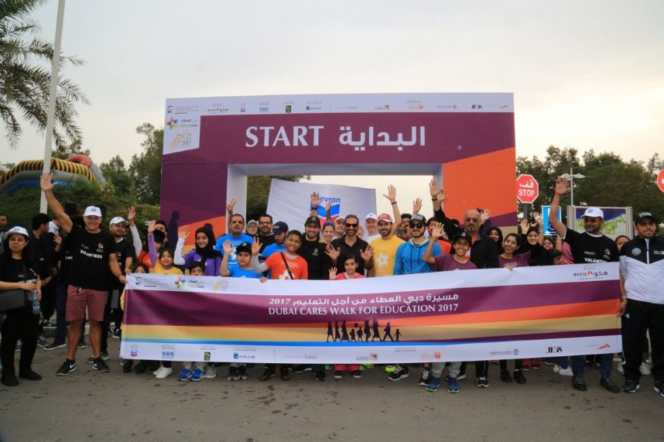 18 مليون مستفيد في 53 بلدا استفادوا من برامج دبي العطاء