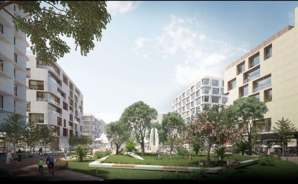 """""""أَرادَ"""" تمنح """"جاكوبس"""" عقد تصميم البنية التحتية في اكبر مشروع في الشارقة"""