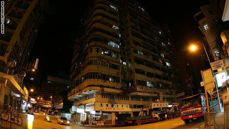 منازل أنبوبية قد تحل مشكلة السكن في هونغ كونغ!