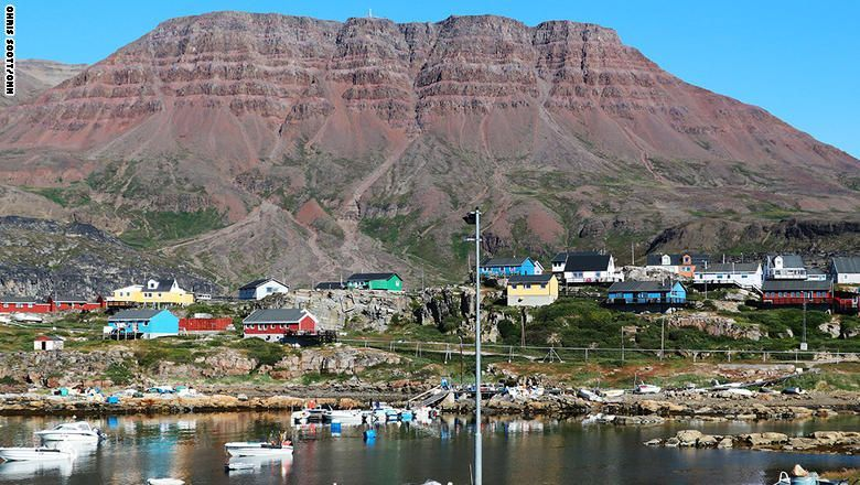 تعرف على هذه الجزيرة الخلابة المحيطة بالجبال الجليدية