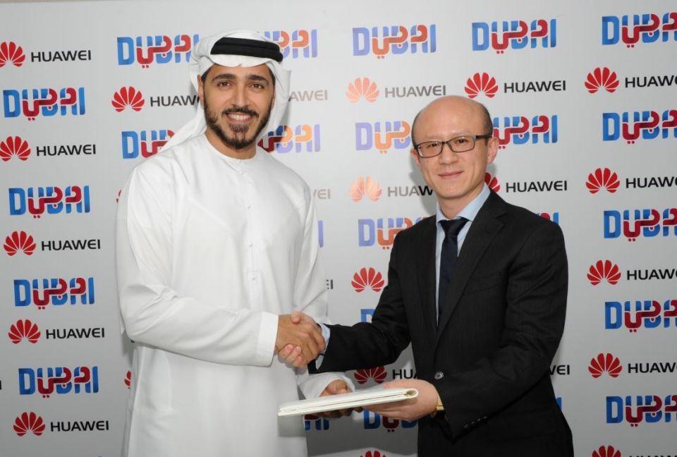 شراكة بين دبي للسياحة و مجموعة هواوي لتعزيز مقومات دبي السياحية