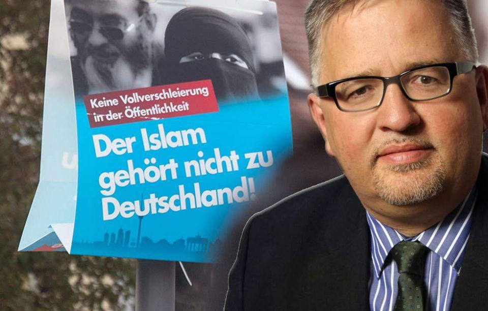 استقالة مسؤول حزب ألماني معادي للإسلام بعد دخوله الإسلام