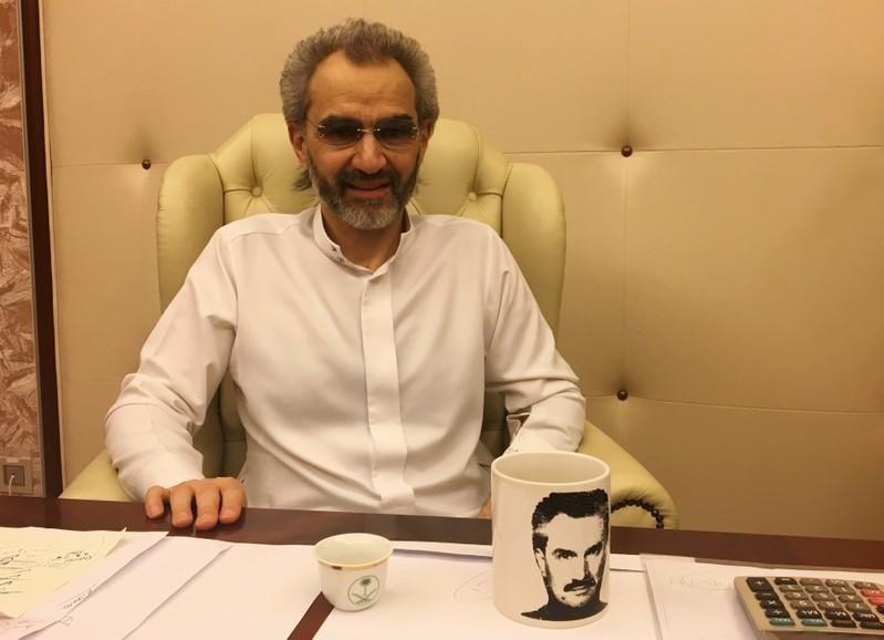 إطلاق سراح الأمير الوليد بن طلال