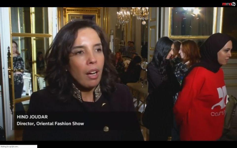 """لأول مرة .. عرض للأزياء """"المحتشمة"""" في باريس"""