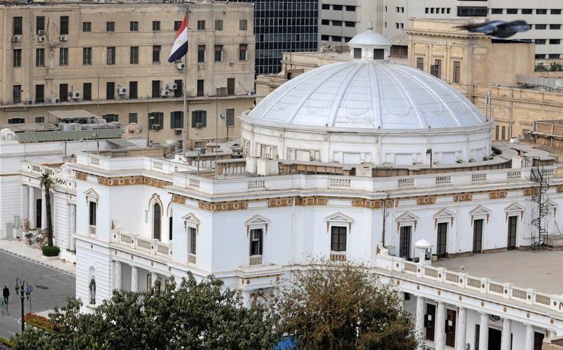 مجلس النواب المصري يقر قانون الإفلاس