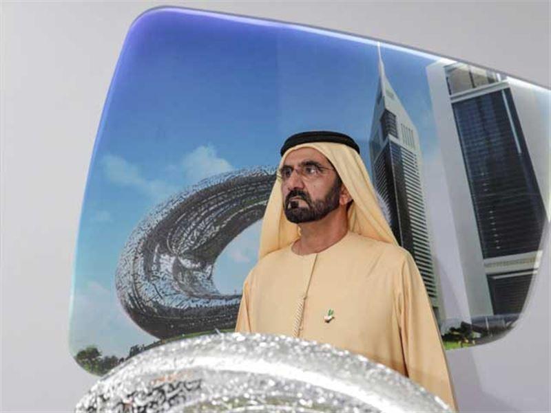 محمد بن راشد يصدر قانونين بشأن درهميّ المعرفة والابتكار